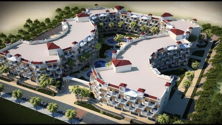 Holiday Homes and Apartments for Rent at Tiba View in Hurghada, Egypt - www.apartmentsinhurghada.com