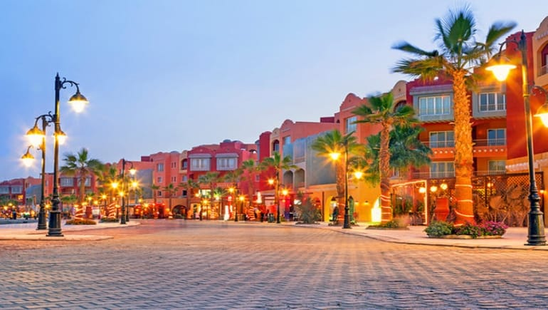 Directions to Favorite Places in Hurghada - www.apartmentsinhurghada.com