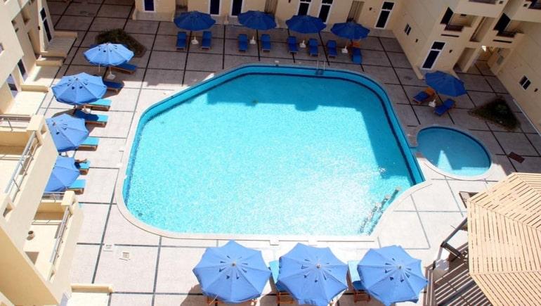 Tiba Resort Hurgada Rental Apartments - www.apartmentsinhurghada.com -