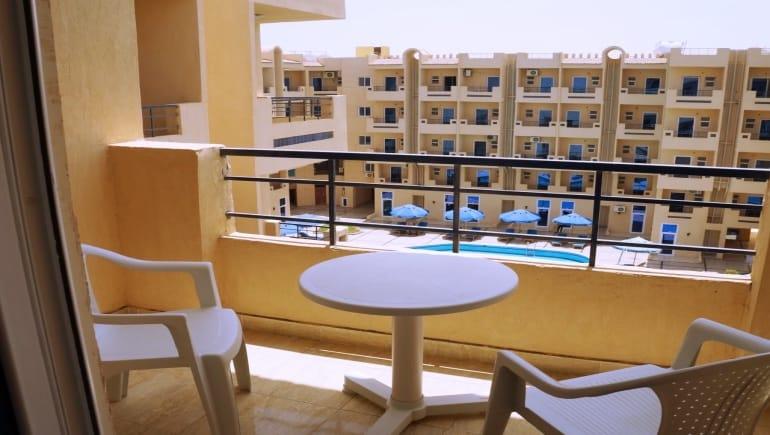 Rental Apartment in Hurghada - Tiba Resort Apartment C34 - www.apartmentsinhurghada.com