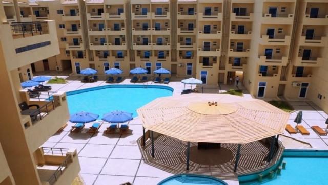 Rental Apartment in Hurghada - Tiba Resort Apartment C34 - www.apartmentsinhurghada.com