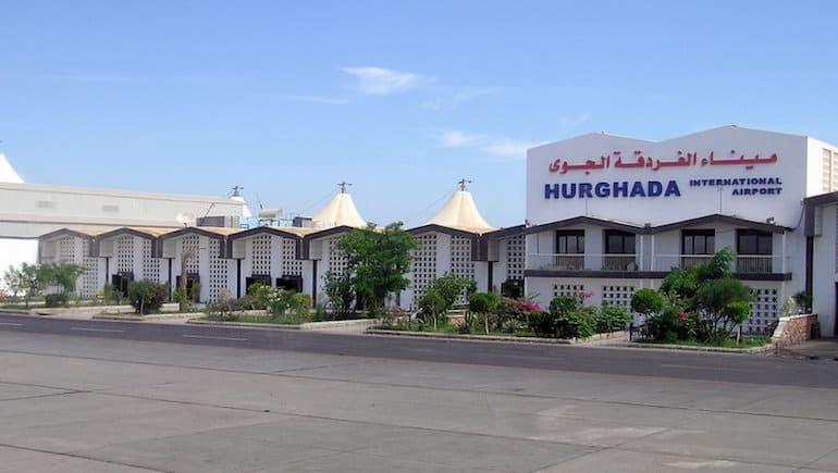 Hurghada Internation Airport - Rental Apartments in Hurghada - www.apartmentsinhurghada.com