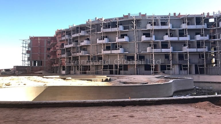 Tiba View in Hurghada - Rental Apartment & Holiday Rental Available - Holiday Home - www.apartmentsinhurghada.com