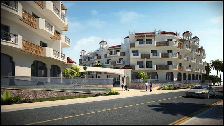 Tiba View Hurghada - Rental Apartments and Holiday Rentals - www.apartmentsinhurghada.com
