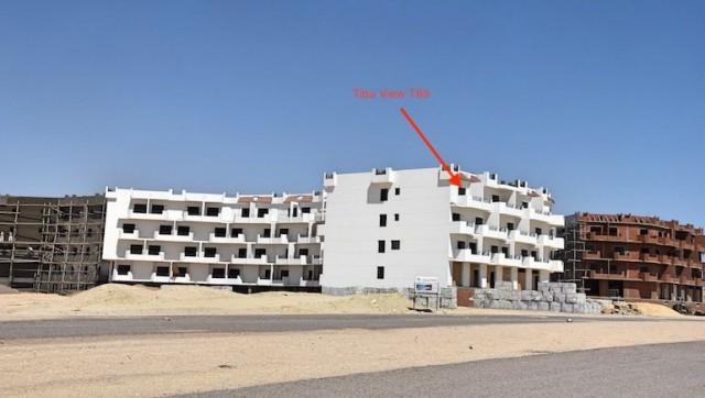 Tiba View Hurghada - Holiday Rentals - Rental Apartments - www.apartmentsinhurghada.com -