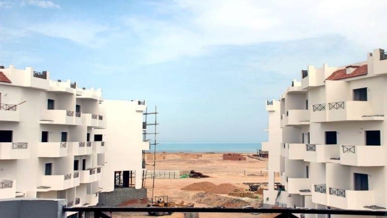 Tiba View Hurghada - Rental Apartments - Holiday Rentals - www.apartmentsinhurghada.com