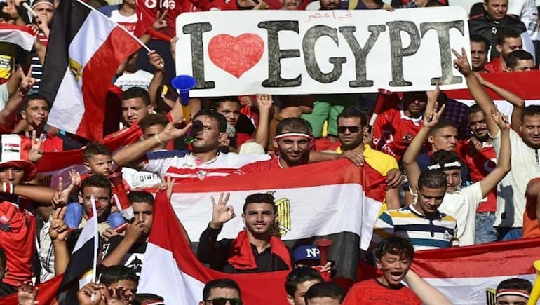 Egypt Wins Group A in the 2018 World Cup
