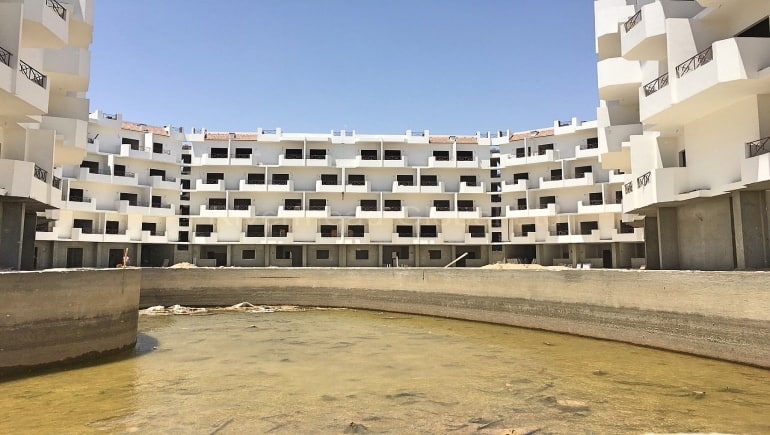 Tiba View Hurghada June Update - Holiday Rentals in Hurghada - Rental Apartment - www.apartmentsinhurghada.com -
