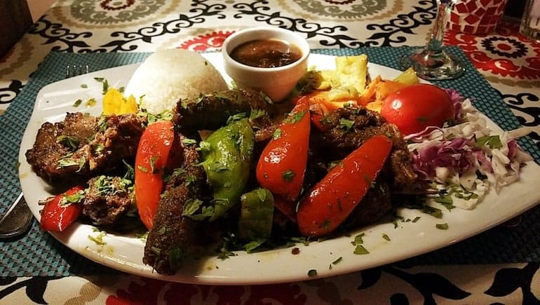 Good Food When Staying in Our Holiday Rentals in Hurghada - www.apartmentsinhurghada.com