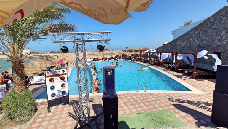 Holiday Rentals in Hurghada Close to Sliders Cable Park in El Gouna - www.apartmentsinhurghada.com