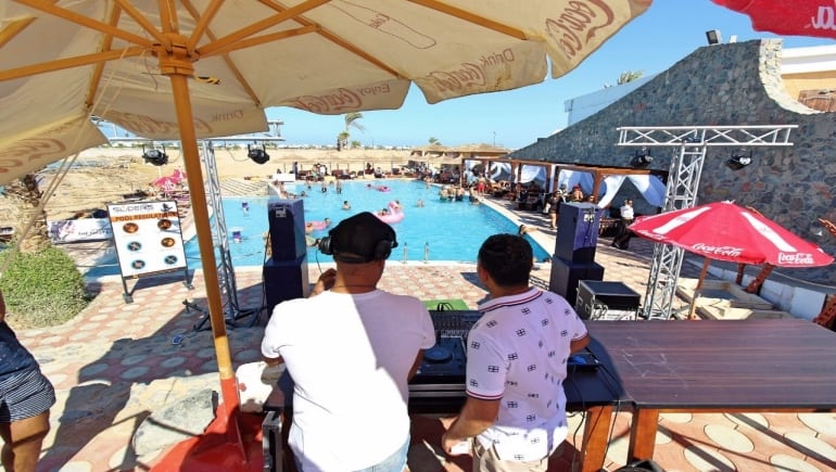 Nightlife in Hurghada and El Gouna