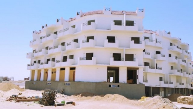Holiday Rental at Tiba View in Hurghada With 180° Panoramic Sea View - Book Online Today - www.apartmentsinhurghada.com