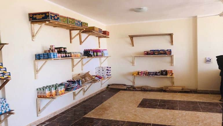 Tiba Resort Store - A Store With Necessities - Launched in Nov, 2018 - www.apartmentsinhurghada.com