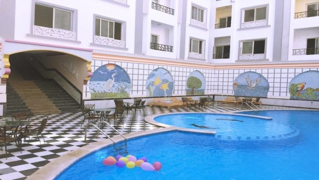 Sheraton Plaza Hurghada - Book Your Holiday Rental in Hurghada Online on www.apartmentsinhurghada.com