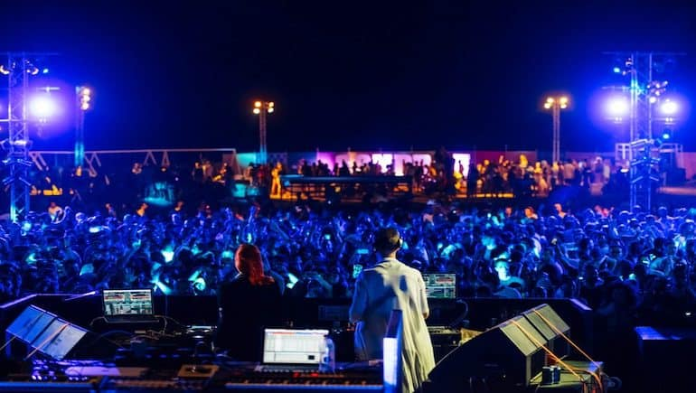 Holiday Rentals Close to the Sandbox Festival 2019 in El Gouna - Book Tiba Resort Online Today - www.apartmentsinhurghada.com