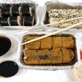 Order Sushi in Hurghada When You Stay in Our Holiday Renatls in Hurghada - Book Online on www.apartmentsinhurghada.com
