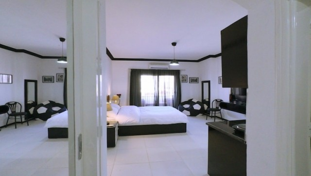 Vacation Rental - In the Hear of Hurghada - Close to the New Marina - Sheraton Plaza - Book on www.apartmentsinhurghada.com