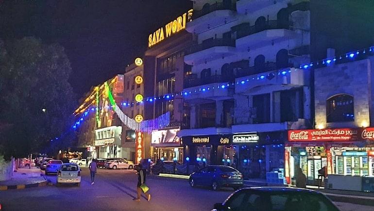 Gomla Supermarket in Hurghada Right by Sheraton Plaza on Sheraton Road - Book holiday rentals in Hurghada on www.apartmentsinhurghada.com