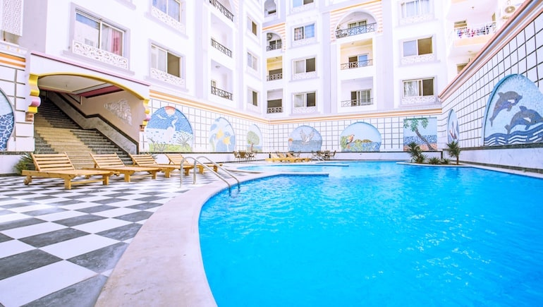 Vacation Rentals by The New Marina in Hurghada - Book Online on ww.apartmentsinhurghada.com
