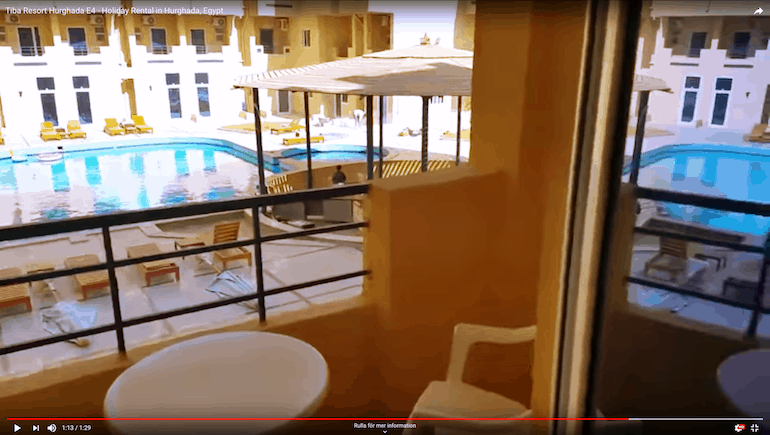 View Our Holiday Rentals in Hurghada at Sheraton Plaza on Our YouTube Channel - Book Your Stay on www.apartmentsinhurghada.com