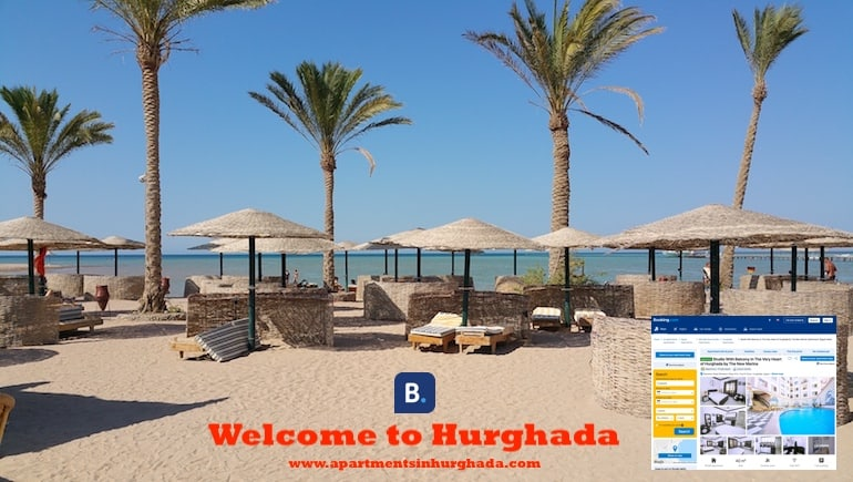 Our Vacation Rentals in Central Hurghada on Booking.com - Book Our Vacation Rentals in Hurghada on Booking.com or www.apartmentsinhurghada.com