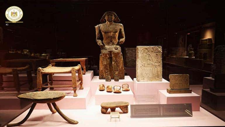 Visit The New Hurghada Museum When You Stay in Our Rental Apartments in Hurghada - Book Our Holiday Rentals in Hurghada Online on www.apartmentsinhurghada.com