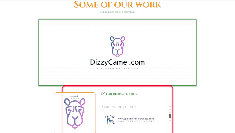 DizzyCamel.com Helps Rental Property Owners Get Listed on Leading Booking Platforms - By ww.apartmentsinhurghada.com - Holiday Rentals in Hurghada