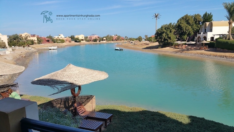 Vacation Rentals in Hurghada With Guest Hospitality Included - Book Online on www.apartmentsinhurghada.com