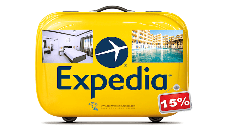 15% Summer 2020 Promotion on Expedia - Book Your Holiday Rental in Hurghada Online - www.apartmentsinhurghada.com