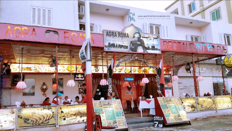 Holiday Rentals in Hurghada Close To Agra Roma Restaurant - Sheraton Plaza - Book Online - www.apartmentsinhurghada.com