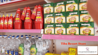 Tiba Resort Store - Book Your Stay @ Tiba Resort Online - www.apartmentsinhurghada.com