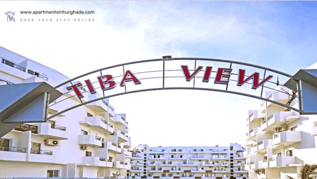 Tiba View T89 - Sea View Holiday Rental in Hurghada - www.apartmentsinhurghada.com