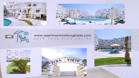 Tiba View T89 Summer Update - Book Your Stay at Tiba View Hurghada Online - www.apartmentsinhurghada.com