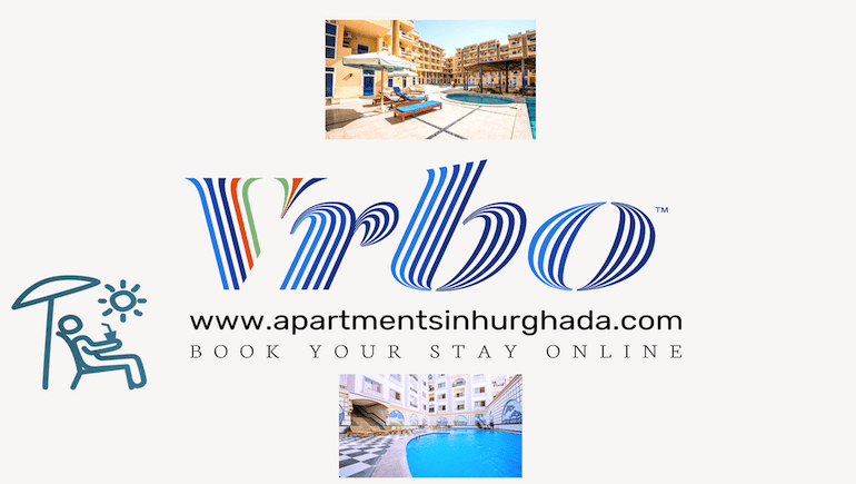 Book Our Holiday Rentals in Hurghada at Sheraton Plaza on Vrbo - www.apartmentsinhurghada.com -