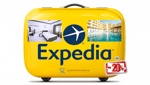 New Discounts on Expedia - Holiday Rentals in Hurghada Online - Book on www.apartmentsinhurghada.com