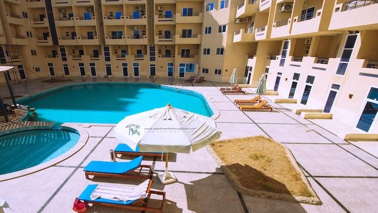 Holiday Rentals in Hurghada at Tiba Resort - Book in Just 6 Clicks - www.apartmentsinhurghada.com -