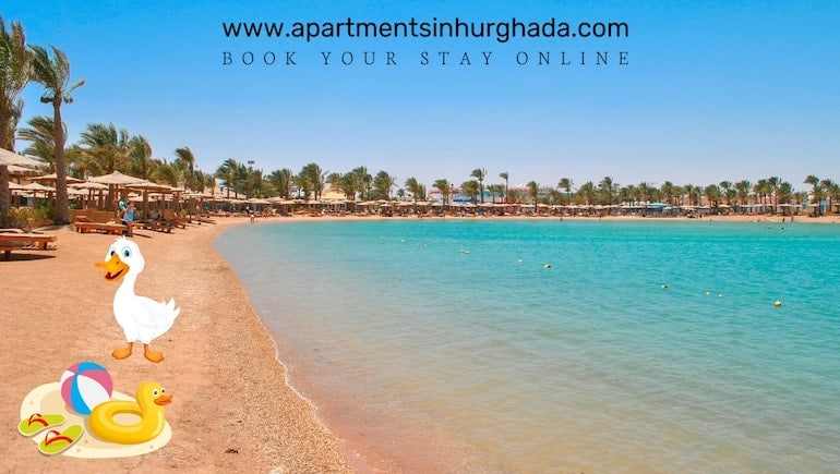 Book Your Post-Covid Stay in Hurghada Online - Holiday Rentals in Hurghada - www.apartmentsinhurghada.com -