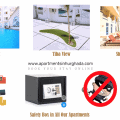 A Host WIth Holiday Rentals in Hurghada With Safety Boxes - Book Your Stay Online - www.apartmentsinhurghada.com -