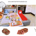 Holiday Rentals in Hurghada With Kitchenware and Utensils - www.apartmentsinhurghada.com -