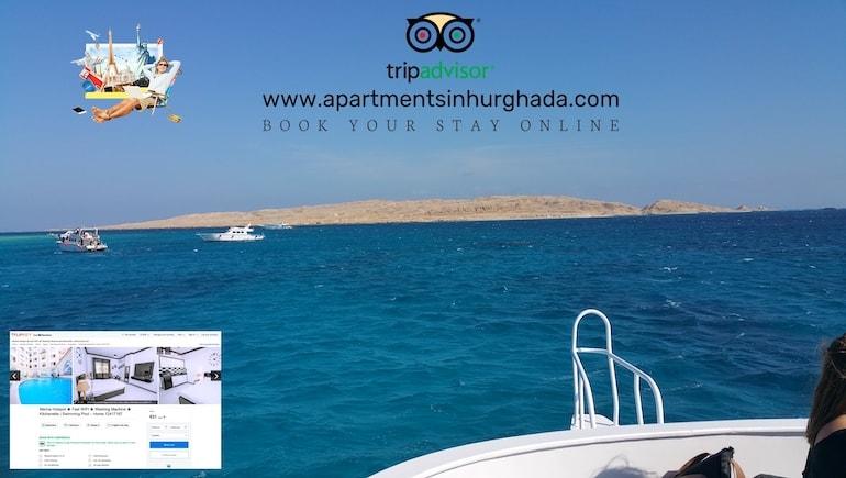 Holiday Rentals in Hurghada With Great Reviews on TripAdvisor - www.apartmentsinhurghada.com -